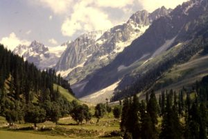 Kashmir mountains