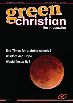 Green Christian Issue 87 Cover Image