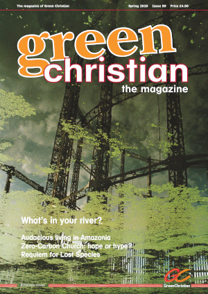 Green Christian Issue 89 Cover Image