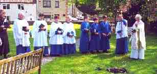 Burton Leonard Choir