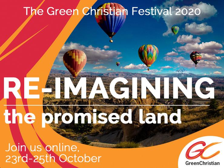 Green Christian Festival Logo