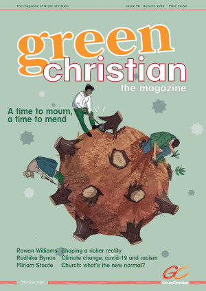 Green Christian Issue 90 Cover Image