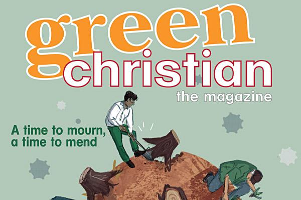 Green Christian magazine