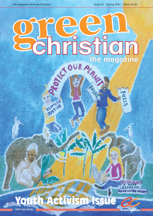 Green Christian Issue 91 Cover Image